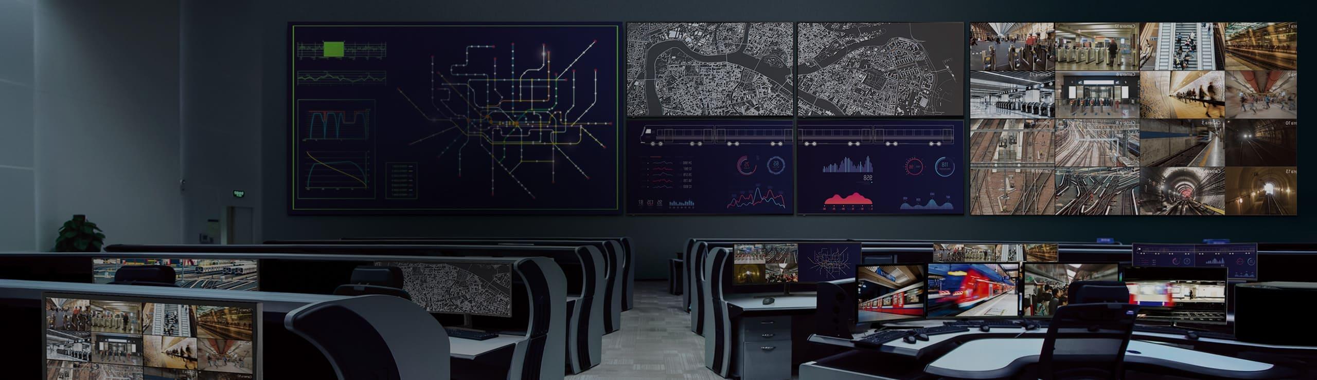 Soluciones Monitoreo y Control